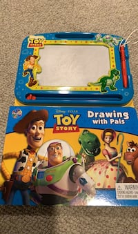 Toy story drawing toy