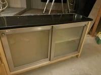 Wood cabinet with  4 drawers 2015 mi