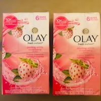 Olay Bar Soap 6bars/pack Silver Spring, 20902