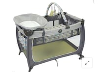Baby's playpen.  From toys r us.   Mississauga, L5M 3Y5
