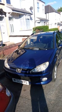 Peugeot - 206 - 2003 Dudley, DY2 8NF
