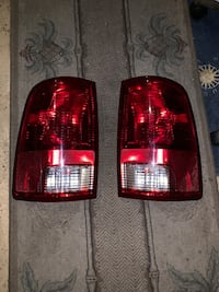2009 Dodge Ram Tail Lights Oxnard, 93033