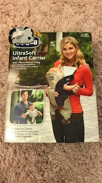 Baby's brown and black chicco carrier manual Los Angeles, 91343