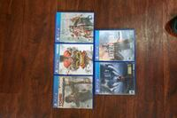 PS4 games $10 EACH Northlake, 60164