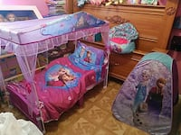 Disney Frozen themed bed and play tent Mesa, 85204