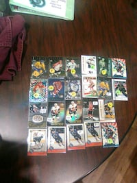 collectibles hokey cards all ready price