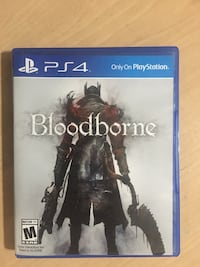 PS4 game Bloodborne Miami, 33145
