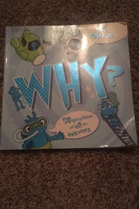 Book of why for kids Falls Church, 22046