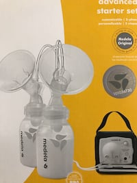 Medela Breast Pump - For the needy only.  Herndon, 20171