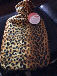 Funky Hot Water Bottle