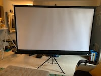 Projector Screen Centreville, 20121