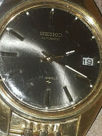 1975 Seiko Automatic Wristwatch 36mm