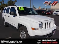 2015 Jeep Patriot Sport 2WD Las Vegas