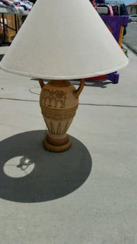 Night lamp, Egyptian style Cathedral City, 92234