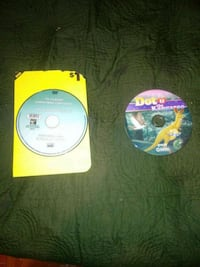 two assorted-title discs Napoleonville, 70390