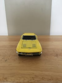 yellow and black car toy Blainville, J7C 5X9