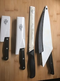 Pampered chef Knifes Newport News, 23608