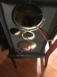 """Loudspeaker cabinet enclosures for 2x6.5"""" with 1"""" dome, $25 ea. Mississauga, L5M"""