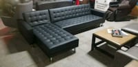 Click clack sofa and  reversible chaise  Mississauga, L4X 2G1