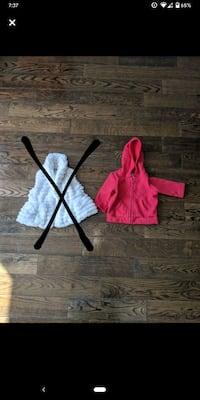 3-6 Months Baby Girl Jackets  Vaughan, L4L 8P1
