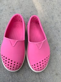 NATIVE Pink Shoes- C6 Edmonton, T6W 0X1