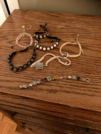 brown and black 33-count misbaha prayer beads 556 km