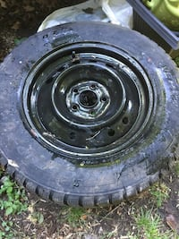 4 winter tires with rims  Barrie, L4N 4Y5