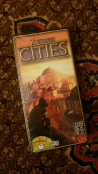 7 wonders expansion unopened Knoxville, 37919