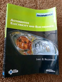 Automotive Electricity and Electronics Textbook