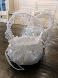 Flower girl baskets 2