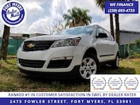 Chevrolet Traverse 2016 Fort Myers