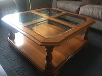Solid wood coffee table Vancouver, V5S 1A6