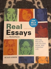 Real Essays Book Somerville, 02145