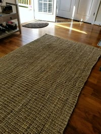 5'x8' Gaines Natural Area Rug Leesburg