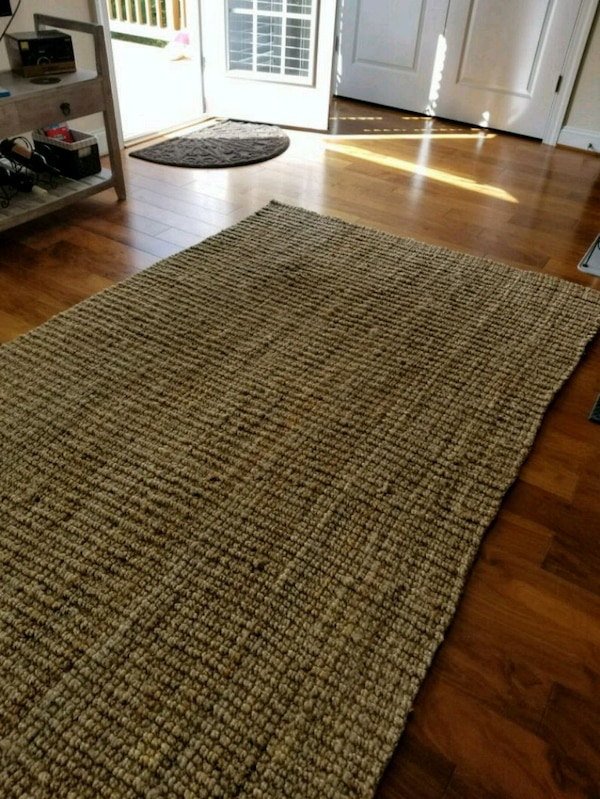 5'x8' Gaines Natural Area Rug