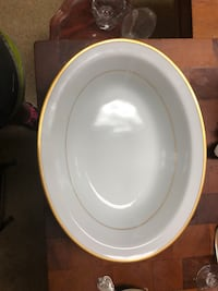 Noritake Guilford 5291, Vegetable bowl with no handles  Westfield, 07090