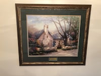"Thomas Kinkade ""Morning Glory Cottage"" Vancouver, V5M 2S9"