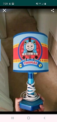 Thomas the tank engine light  Warrenton