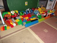 HUGE Lego Duplo Train Set and Accessories Liverpool