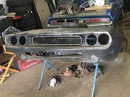 1970 challenger race nose