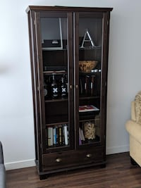 solid wood shelving unit Vancouver, V5T 3L7