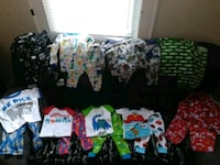 Baby Boys Clothing Lot - 6-9 Months Kenosha