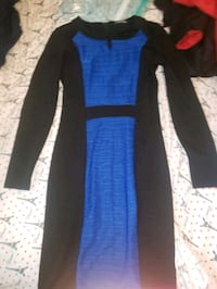 Blue/black  dress womens size small  Owings Mills, 21117
