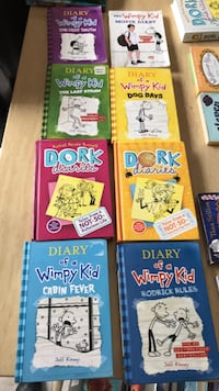 Six assorted story books collection Richmond Hill, L4E 5A6