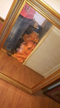 46×38 really nice framed wall mirror Knoxville
