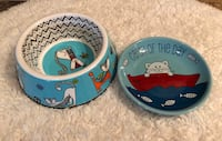 Pet (NEW) Bowl & Saucer by: Whisker City Dillsburg, 17019