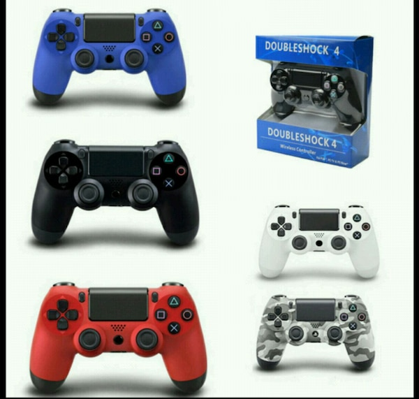 New Ps4 controllers (very high quality generics)