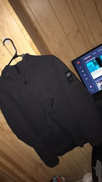 Black Helly Hensen jacket size large. Also willing to trade  Winnipeg, R3E 0Z6