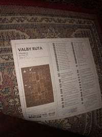 Rug sold out on ikea Dundas, L9H 5P7
