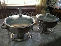 4 qrt. Stainless chaffing dish